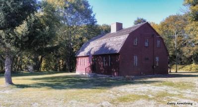 Photo: Garry Armstrong - Farnum House, 1710