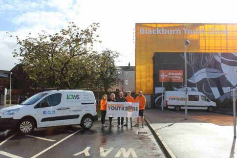 blackburn youth zone