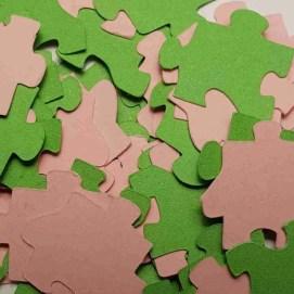 jigsaw confetti