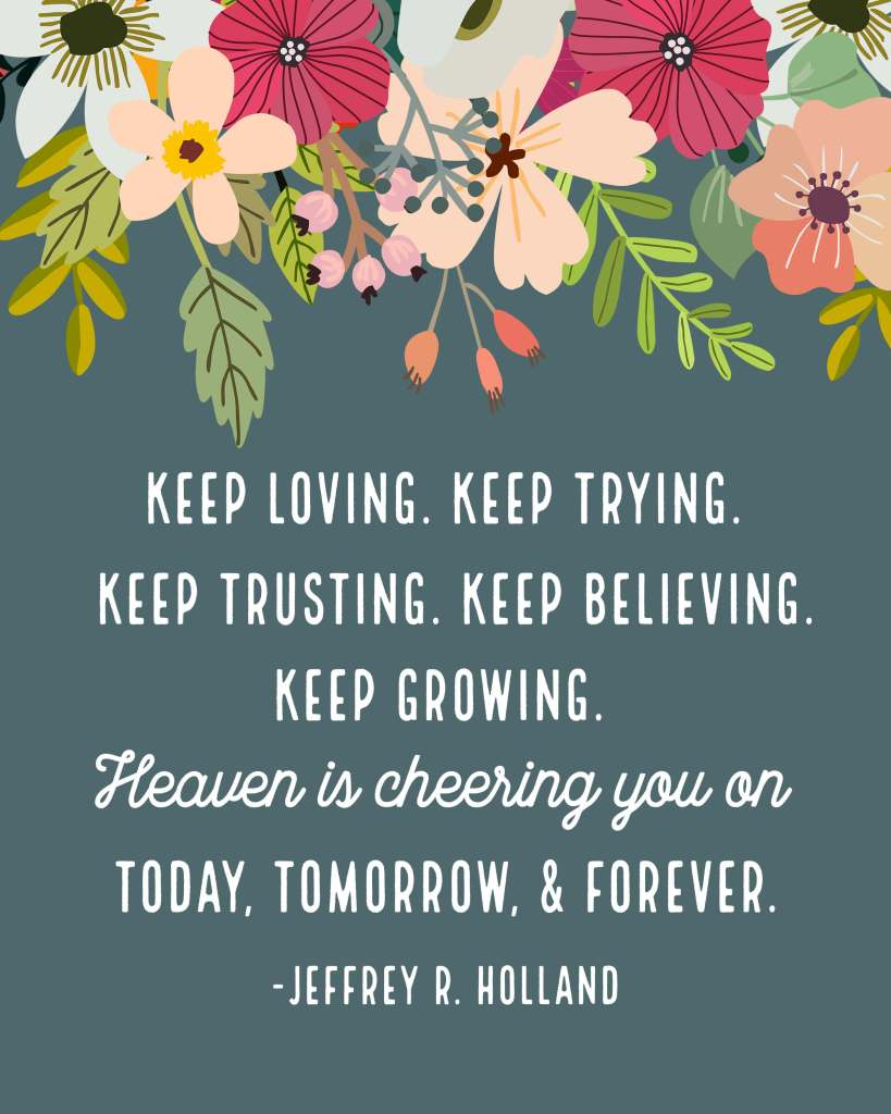 KeepTryingHollandGeneral Conferene Printable-Keep Trying