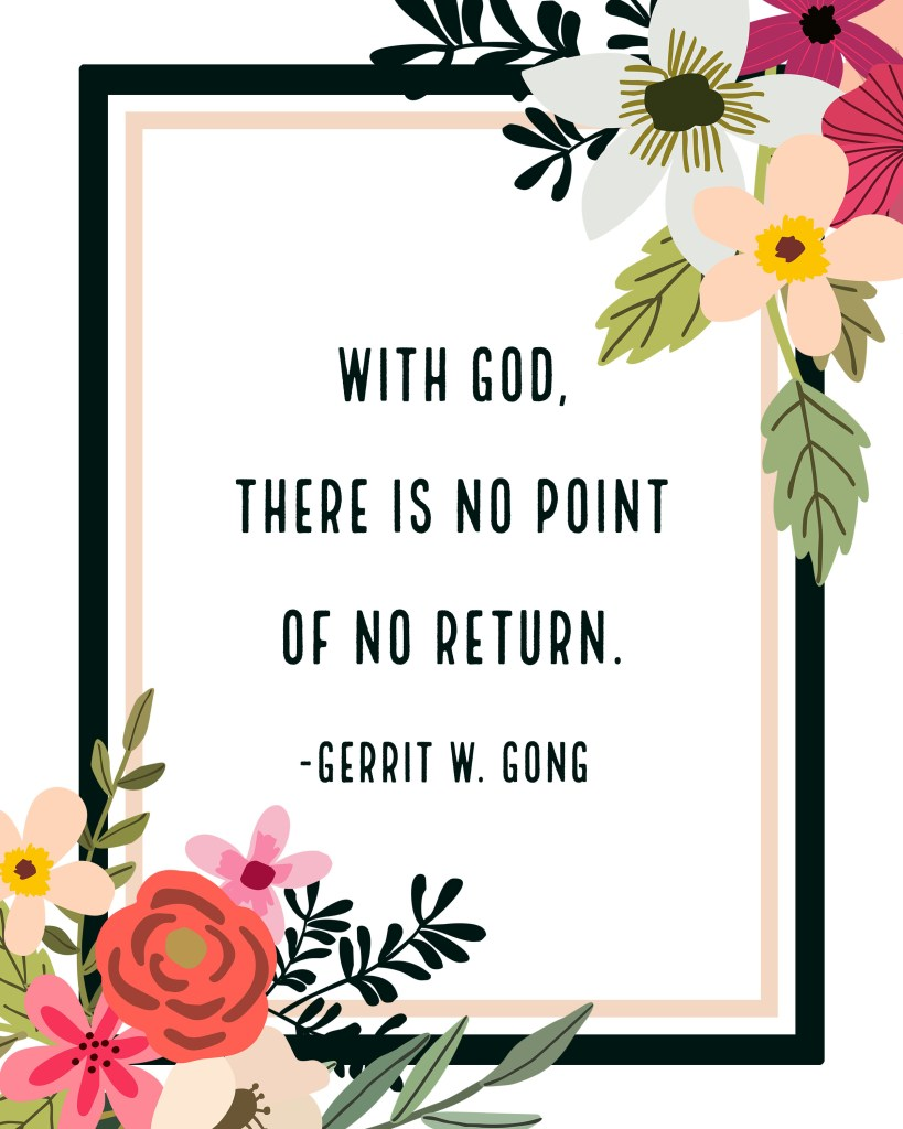 General Conference Quote Printables