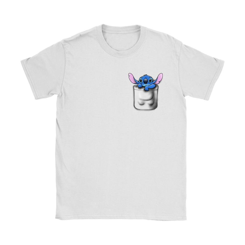 3D Art Stitch In Your Chest Pockey Shirts 2
