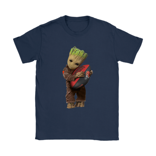 3D Groot I Love Cleveland Browns NFL Football Shirts 10