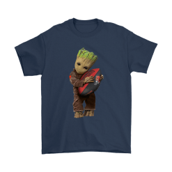 3D Groot I Love Cleveland Browns NFL Football Shirts 16
