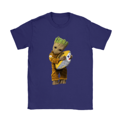 3D Groot I Love Pittsburgh Steelers NFL Football Shirts 24