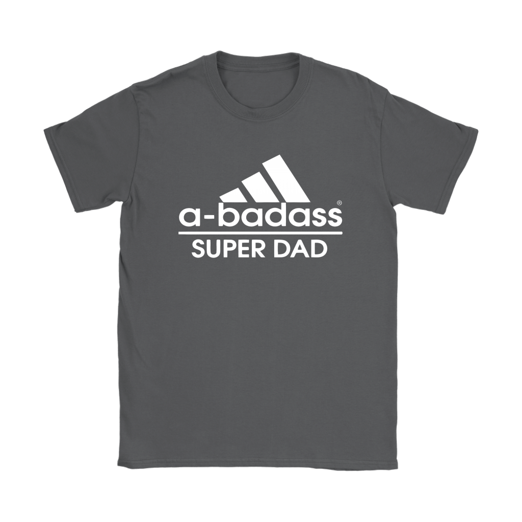 A-badass Super Dad Adidas Mashup Shirts 9