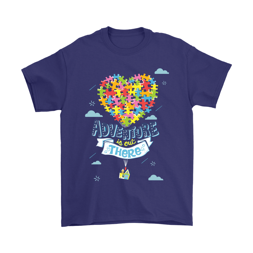 Adventure Is Out There - Up Shirts 4