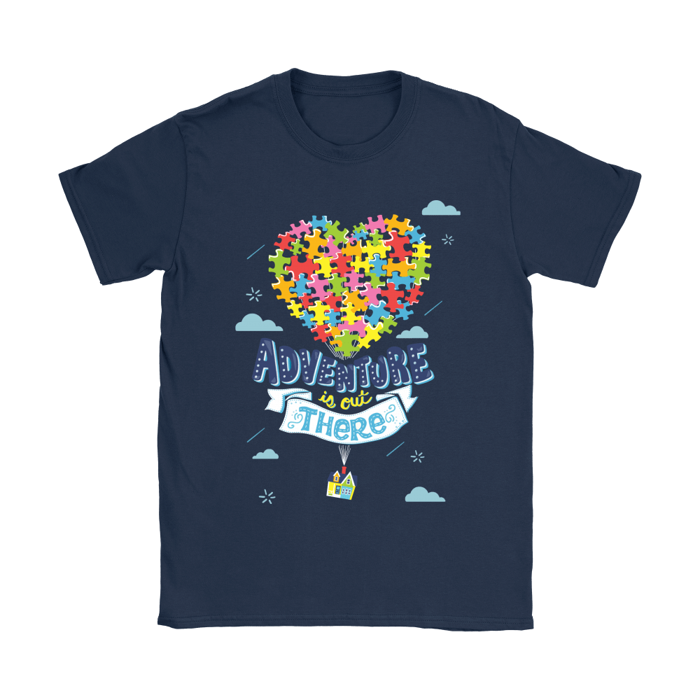Adventure Is Out There - Up Shirts 17