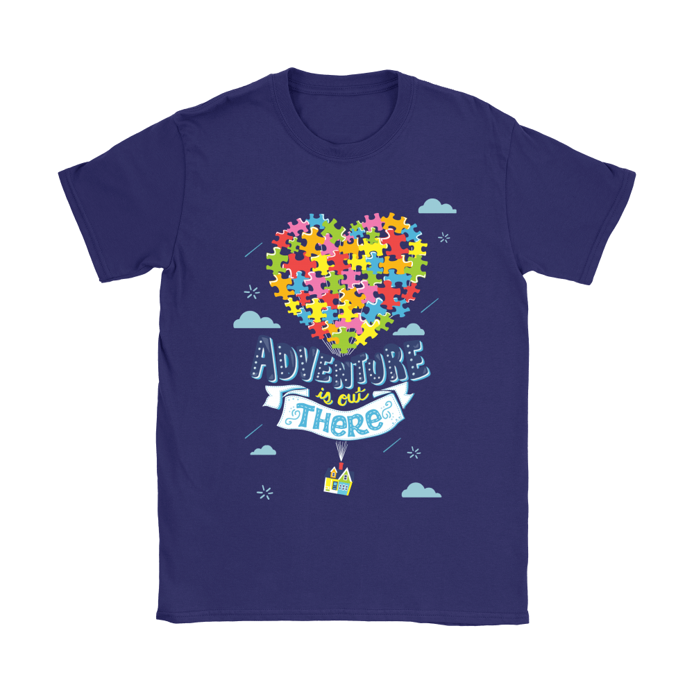 Adventure Is Out There - Up Shirts 18
