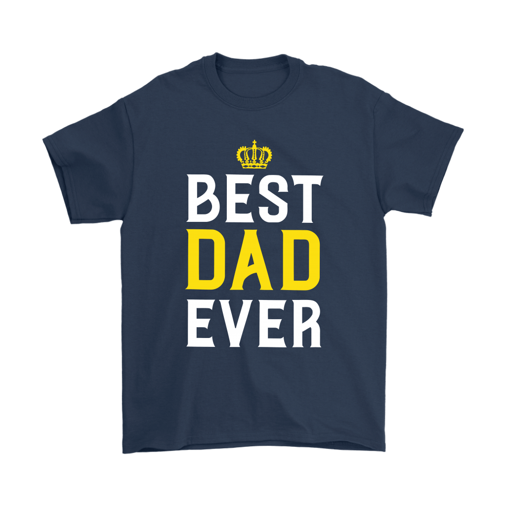 Best Dad Ever Father's Day Shirts 3