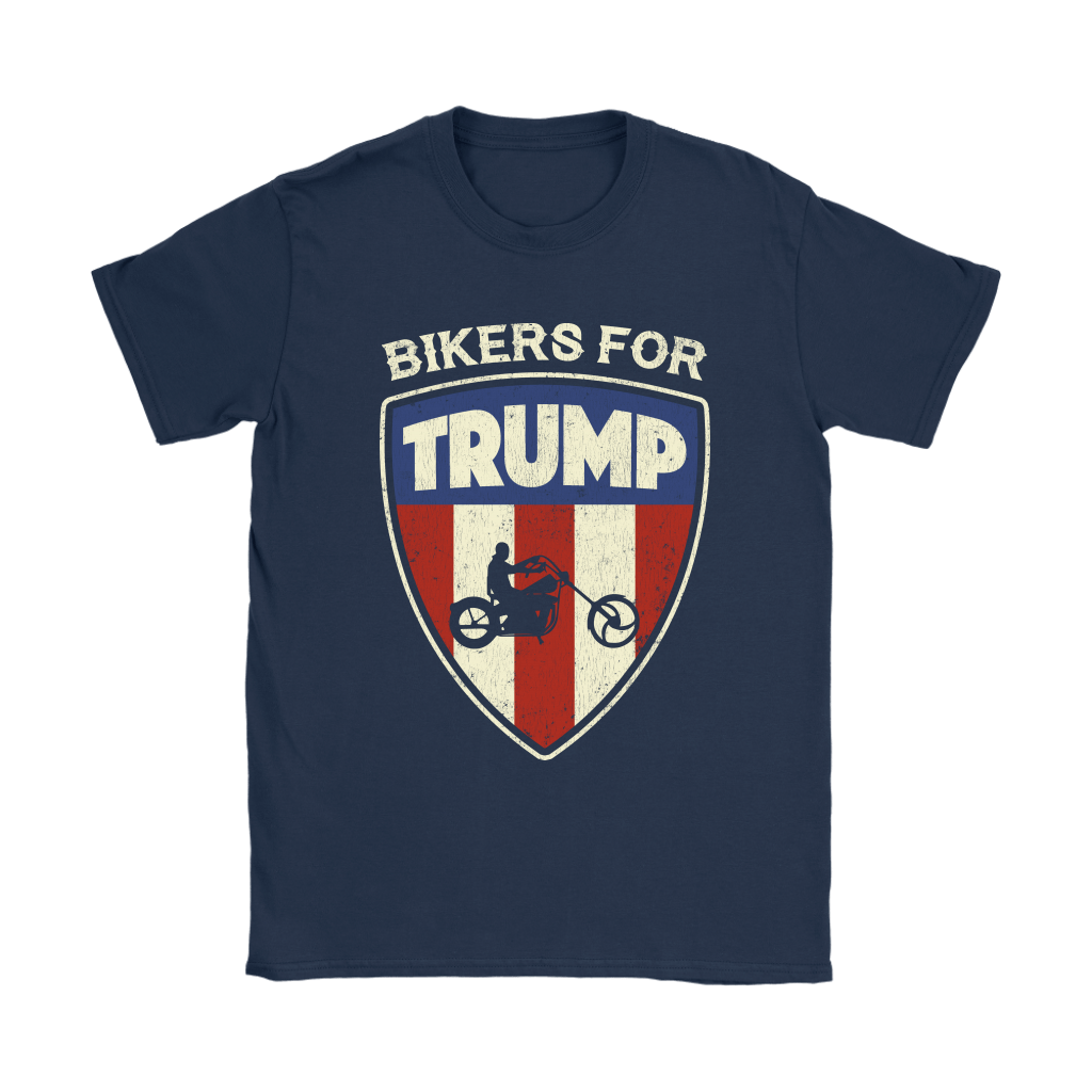Bikers For Trump Donald Trump Support Shirts 10