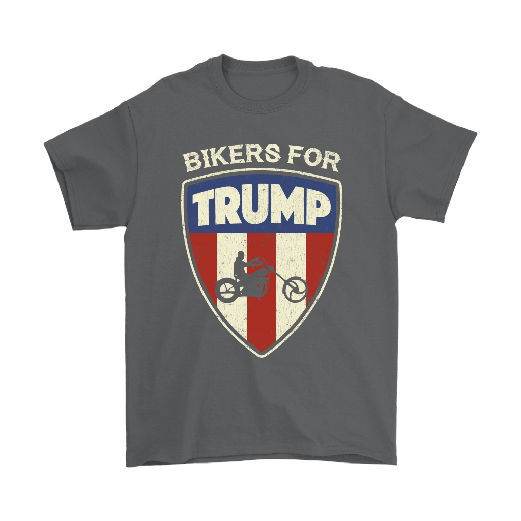 Bikers For Trump Donald Trump Support Shirts 2
