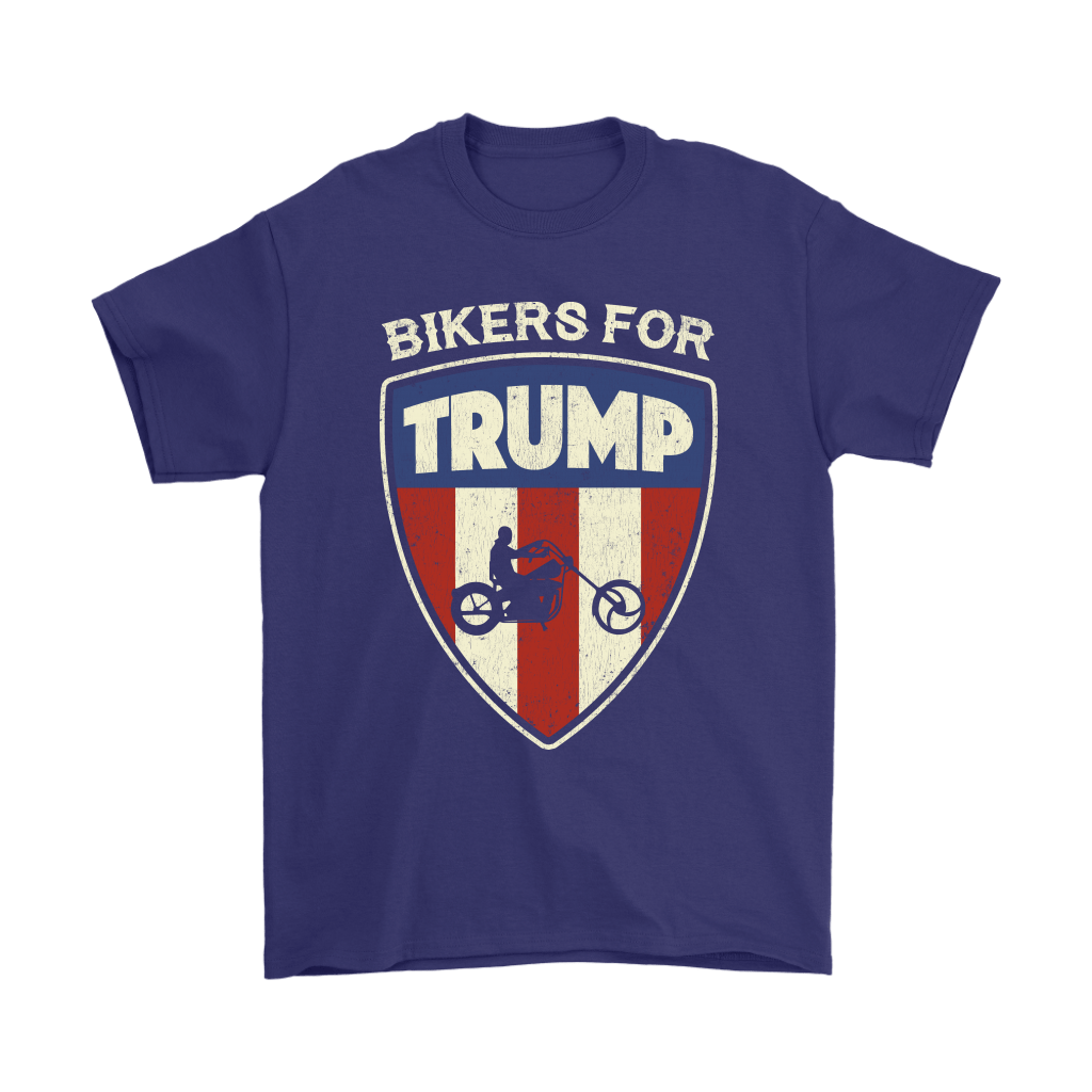 Bikers For Trump Donald Trump Support Shirts 4