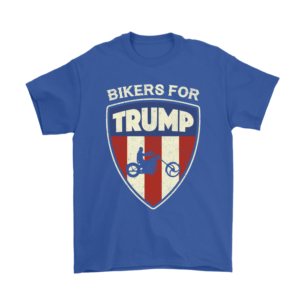 Bikers For Trump Donald Trump Support Shirts 5