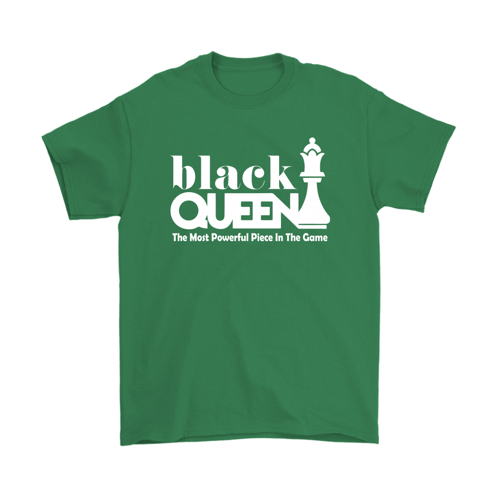 Black Queen The Most Powerful Piece In The Game Chess Shirts 7