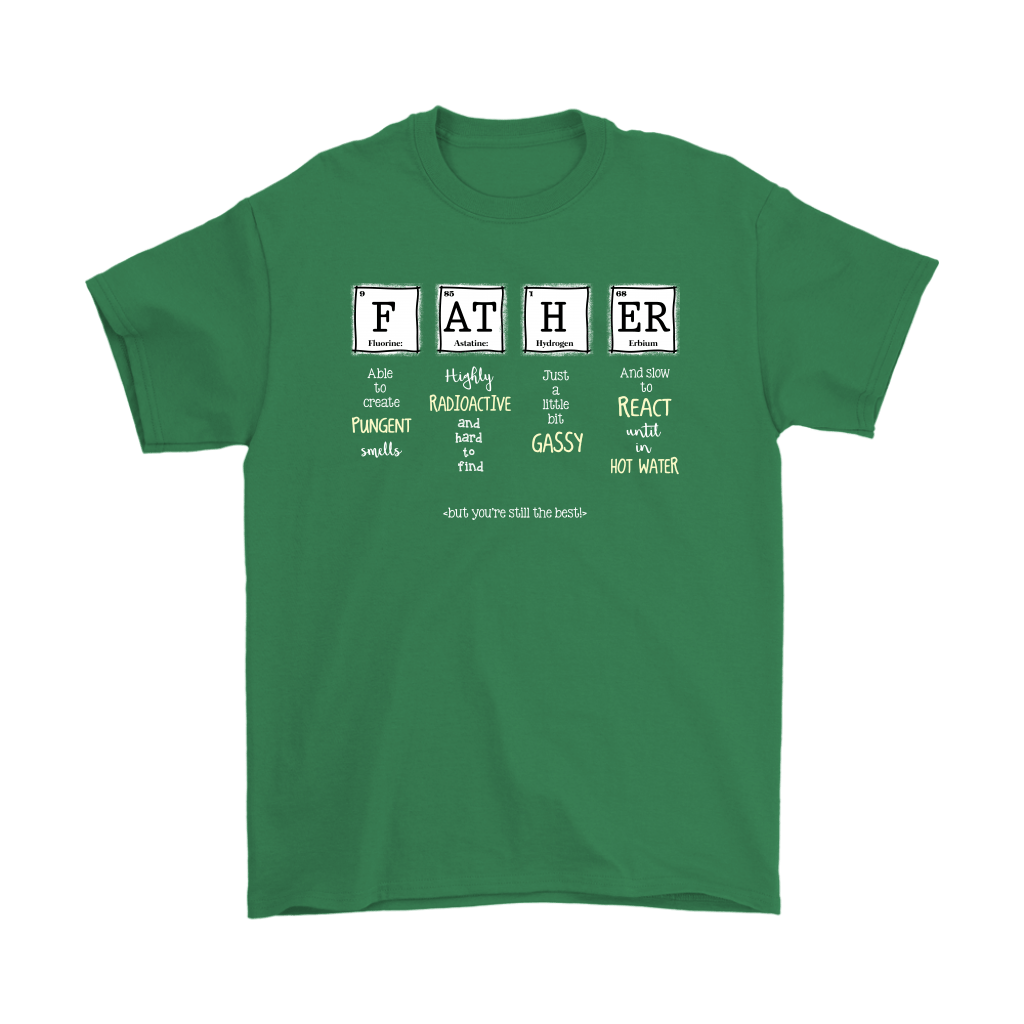 Chemical Father Able To Create Pungent Smells Still The Best Shirts 6