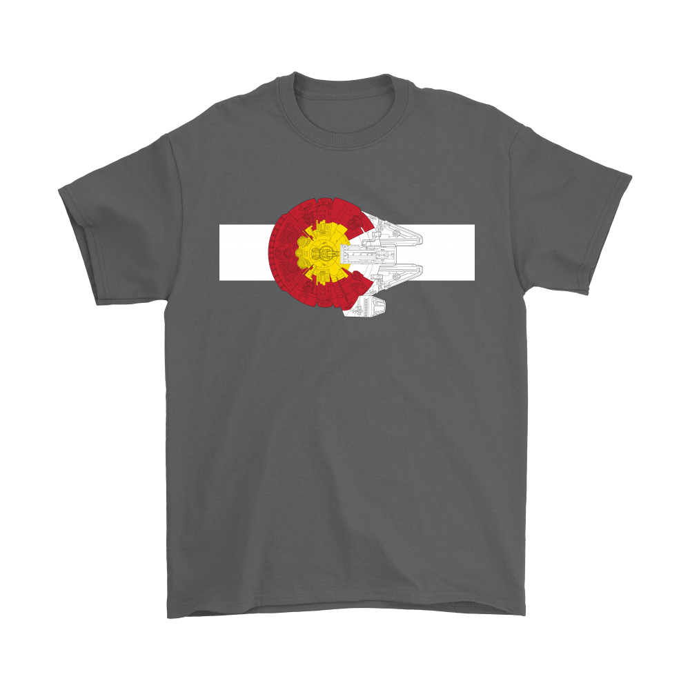 Colorado Millennium Falcon Star Wars Shirts 2