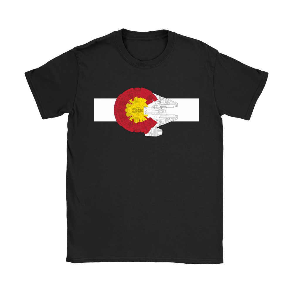 Colorado Millennium Falcon Star Wars Shirts 6