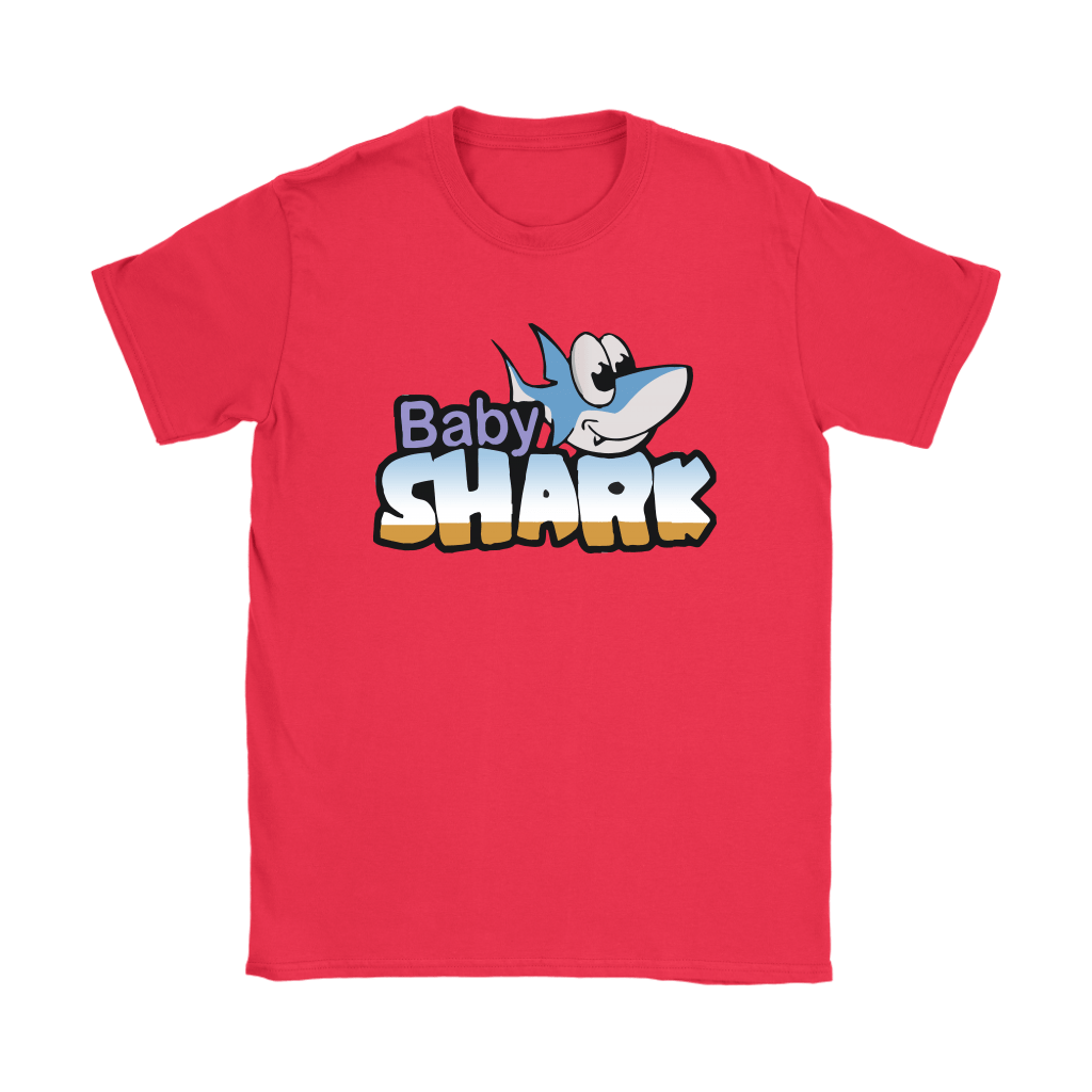 Cute Baby Song Baby Shark Child Shirts 11