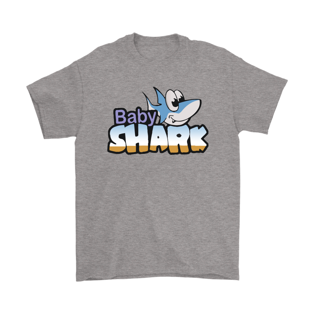 Cute Baby Song Baby Shark Child Shirts 6
