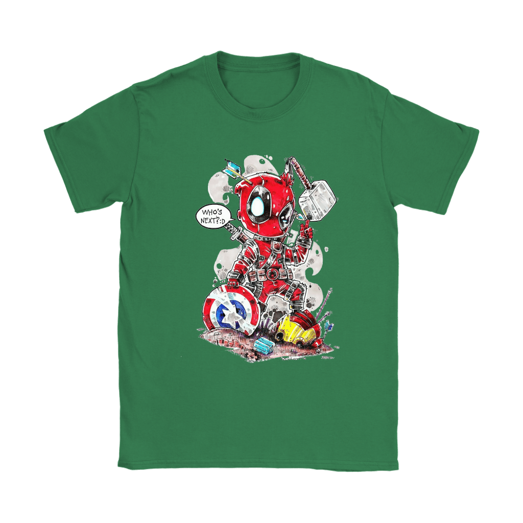 Deadpool Kills The Marvel Universe Chiby Shirts 14