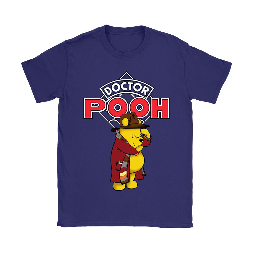 Doctor Who And Winnie The Pooh Crossover Doctor Pooh Shirts 11