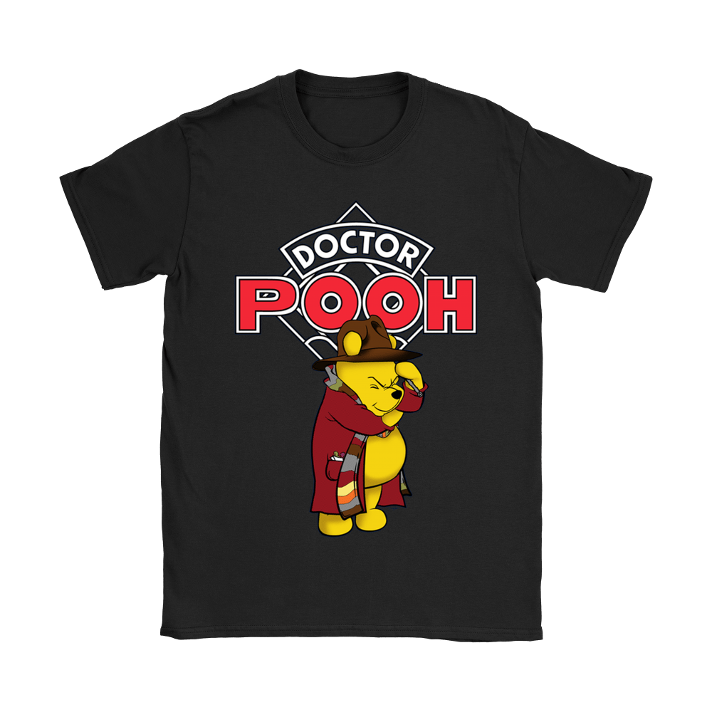 Doctor Who And Winnie The Pooh Crossover Doctor Pooh Shirts 8