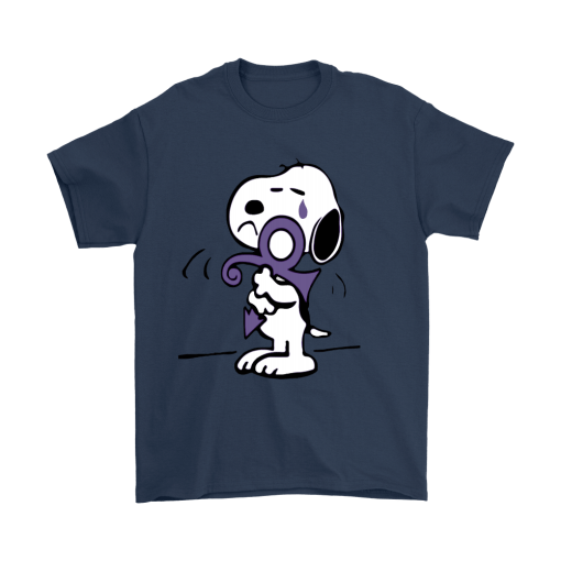 I Really Really Miss Prince Lately Love Symbol Snoopy Shirts 3