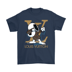Louis Vuitton Snoopy Dabbing Stay Stylish Shirts 16