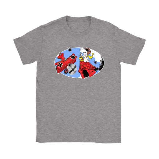 Battling The Red Baron Snoopy Shirts 14