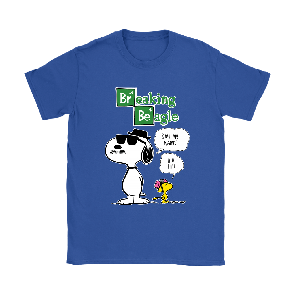 Breaking Beagle Snoopy Shirts 12