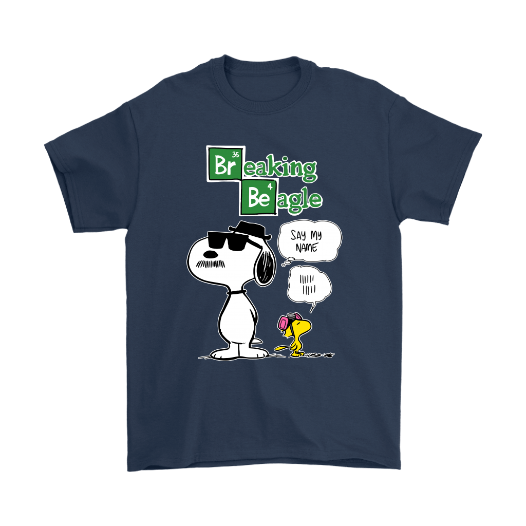 Breaking Beagle Snoopy Shirts 3
