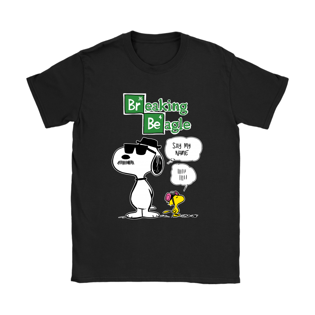 Breaking Beagle Snoopy Shirts 8