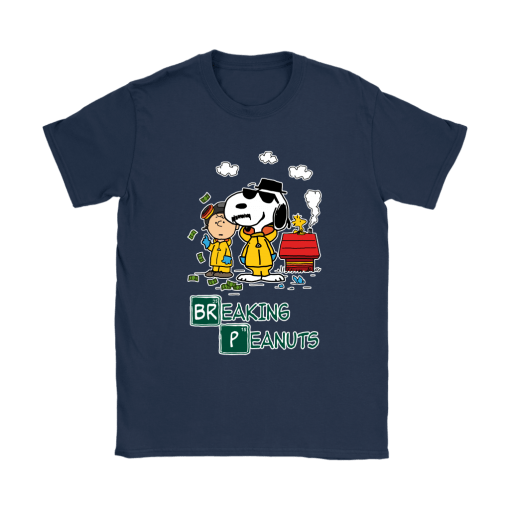 Breaking Cool Peanuts Mashup Snoopy Shirts 11