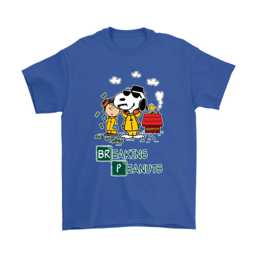 Breaking Cool Peanuts Mashup Snoopy Shirts 6