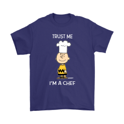 Charlie Brown Chef Snoopy Shirts 17