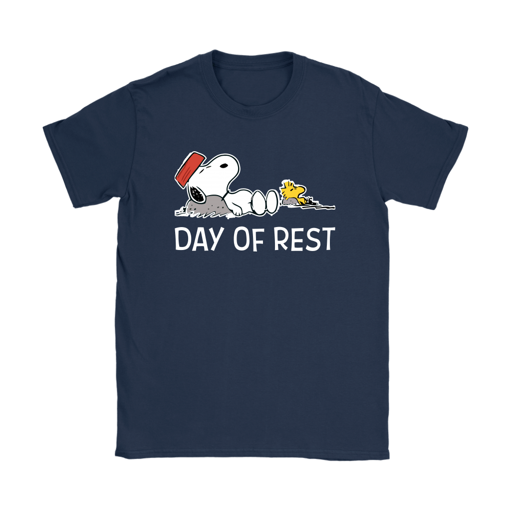 Day Of Rest Lazy Woodstock And Snoopy Shirts 10
