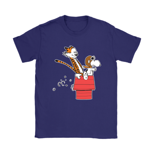 Flying Ace Hobbes And Snoopy Shirts 11