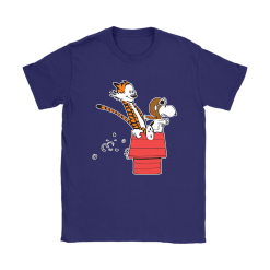 Flying Ace Hobbes And Snoopy Shirts 24