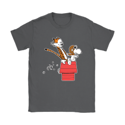 Flying Ace Hobbes And Snoopy Shirts 22