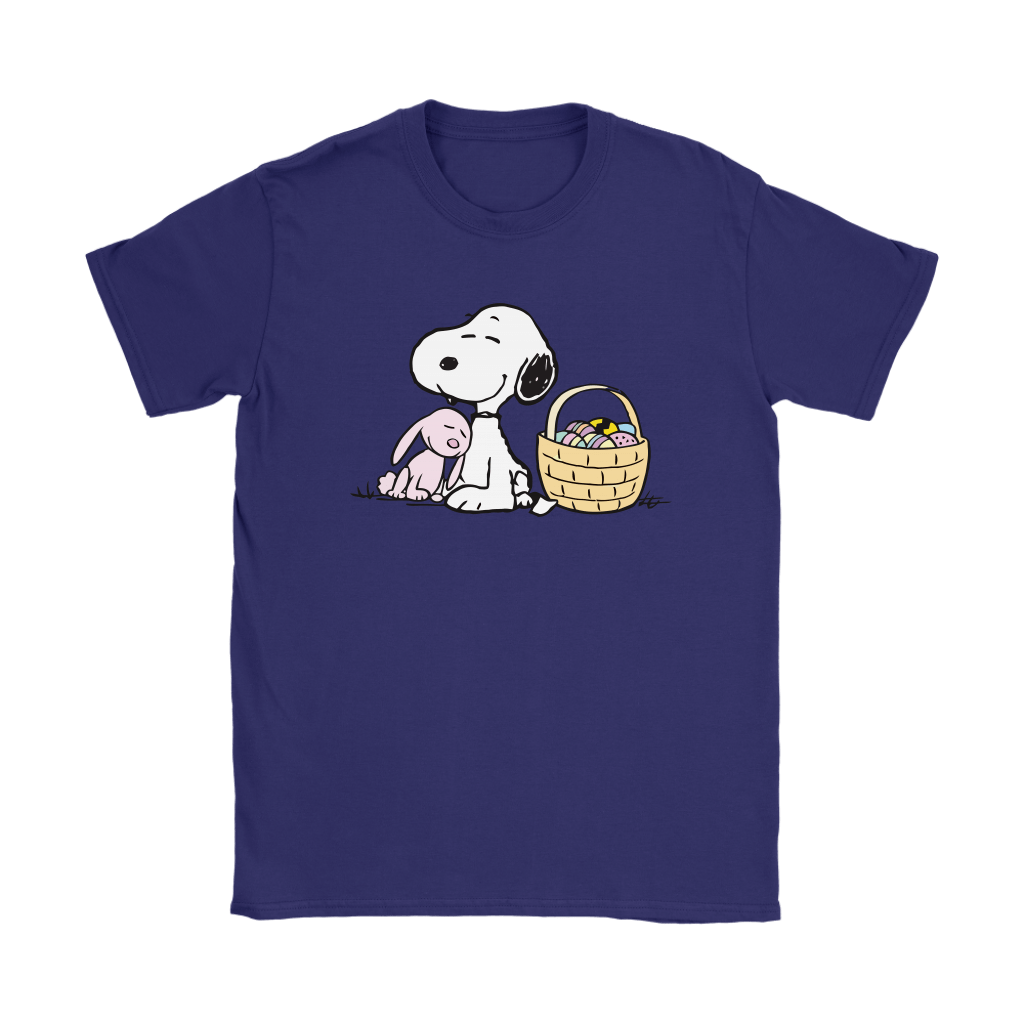 Happy Easter Beagle And Bunny Snoopy Shirts 11
