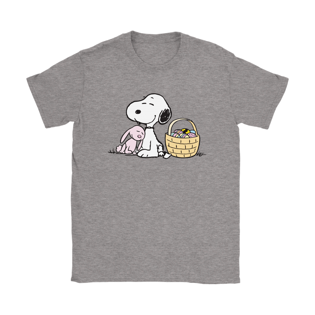 Happy Easter Beagle And Bunny Snoopy Shirts 13