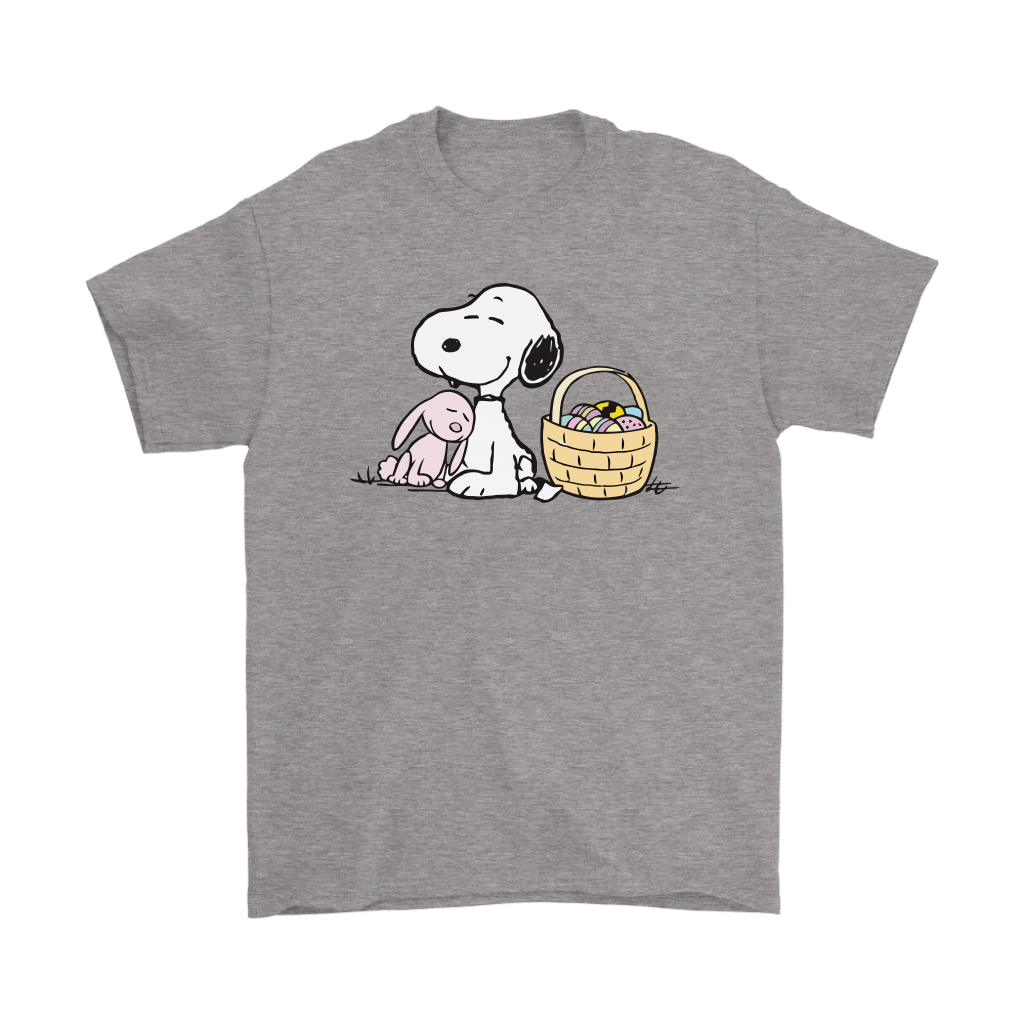 Happy Easter Beagle And Bunny Snoopy Shirts 5