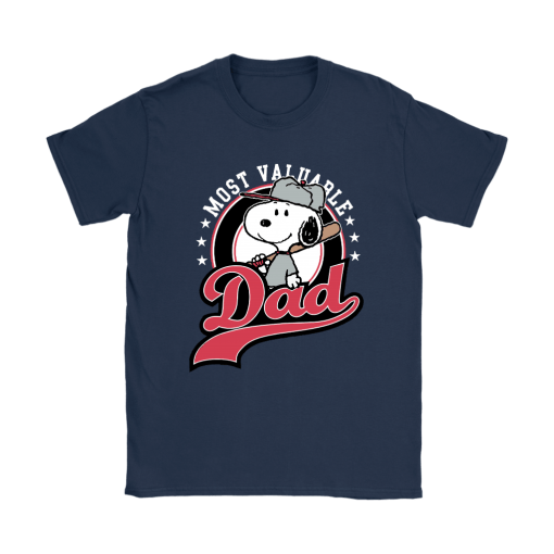 Happy Father's Day Most Valuable Dad Snoopy Shirts 10