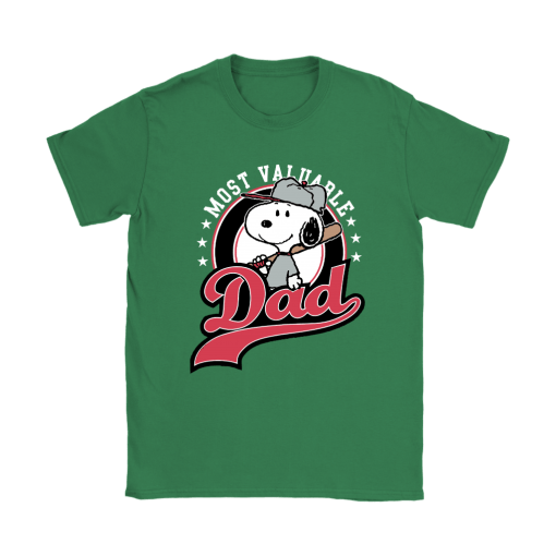Happy Father's Day Most Valuable Dad Snoopy Shirts 14