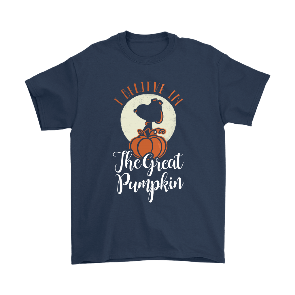 I Believe In The Great Pumpkin Halloween Snoopy Shirts 3
