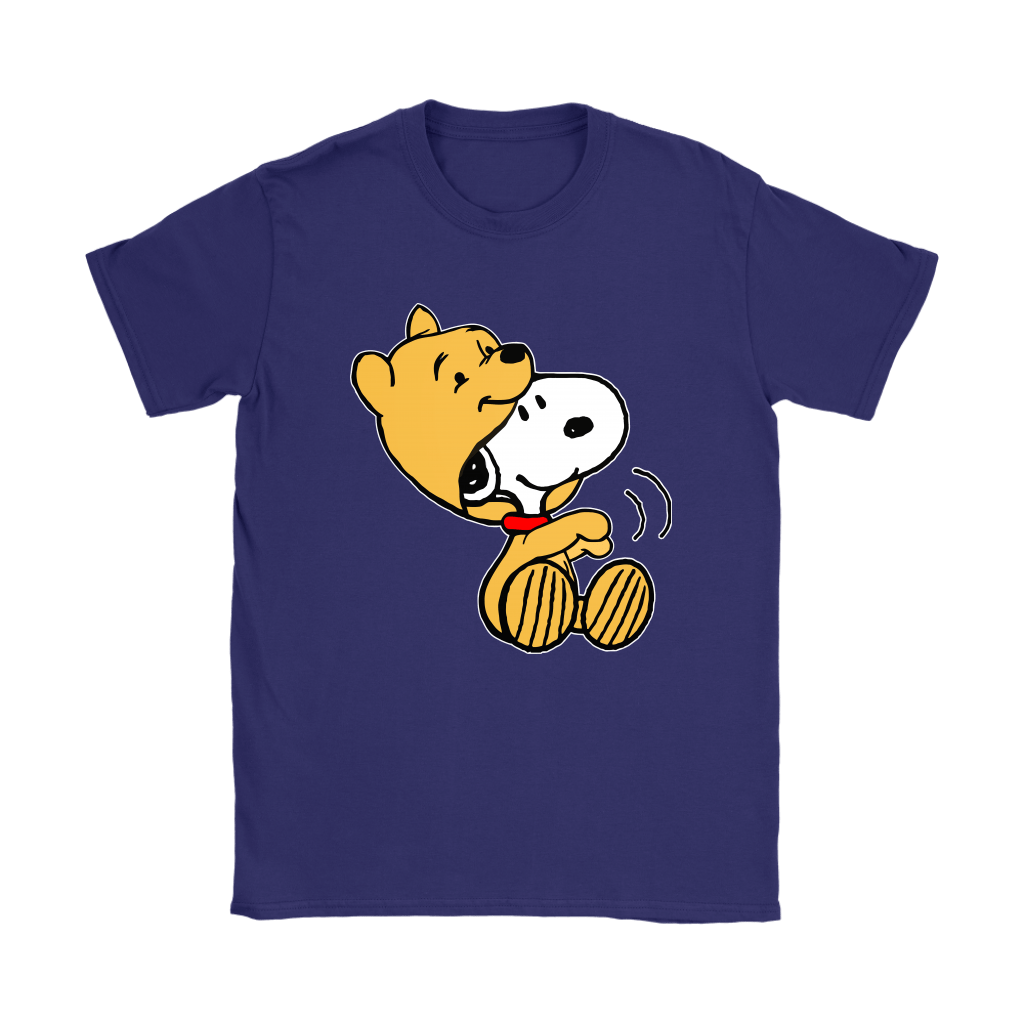 In Winnie The Pooh Costume Snoopy Shirts 11