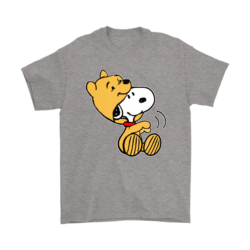 In Winnie The Pooh Costume Snoopy Shirts 6