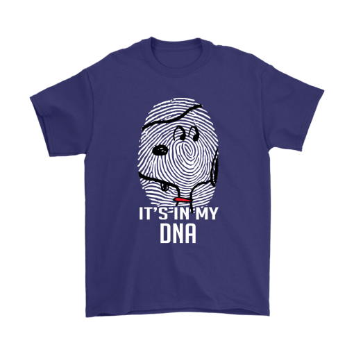 It's In My DNA Snoopy Shirts 4