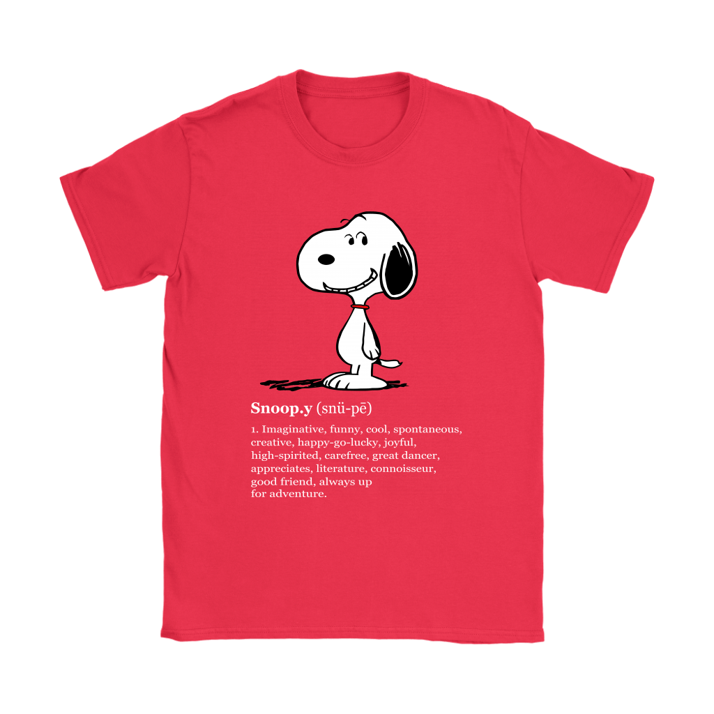 Meaning Funny Definition Snoopy Shirts 12